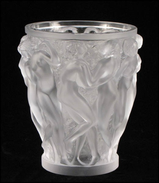 Royale Galleries Inc Lalique Objects Dart